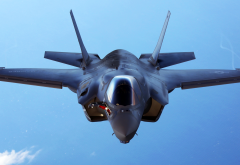 f-35b, lockheed martin, f-35, lightning ii, aircraft, flight wallpaper