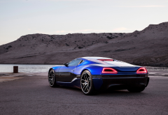 rimac concept one, rimac, supercar, sportcar, cars, electric car wallpaper