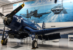 vought, f4u corsair, aircraft, aviation wallpaper