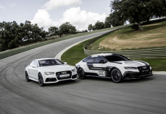 audi rs7 piloted driving concept, audi rs7, audi, cars, racing, speed wallpaper