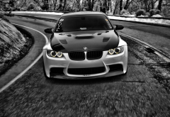 bmw e92, bmw m3, bmw e92 m3 carbon fiber hood, bmw, cars wallpaper