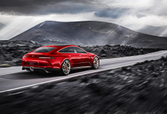 mercedes-benz amg gt, mercedes-benz, mercedes, speed, cars wallpaper