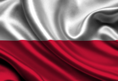 poland, flag, flag of poland wallpaper