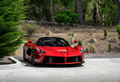 ferrari laferrari, cars, red cars, ferrari, red ferrari wallpaper
