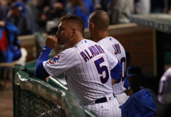 albert almora, jon jay, cubs, chicago cubs, baseball, sport wallpaper