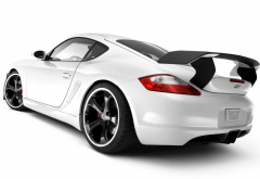 2006 porsche cayman gtsport, techart, porsche cayman, porsche, cars, white cars wallpaper