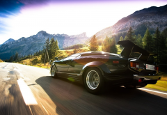 lamborghini countach, lamborghini, cars, speed wallpaper