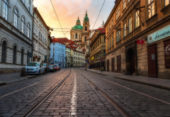 prague, cityscape, city, czech republic wallpaper