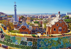 spain, barcelona, antonio goody, city wallpaper