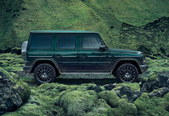 offroad, 2019 mercedes-benz g-class, cars, mercedes, gelendvagen wallpaper