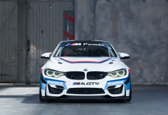 bmw m4 gt4, sportcar, bmw m4, bmw, cars wallpaper
