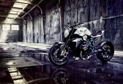 bmw, bike, motorcycle, bmw concept roadster wallpaper