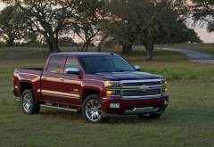 chevrolet, chevrolet silverado, cars wallpaper