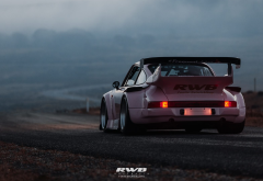 porsche 911 rwb, porsche 911, german cars, tuning, cars, porsche wallpaper