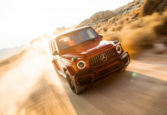 mercedes, cars, 2019 mercedes-amg g 63, mercedes-amg, speed wallpaper