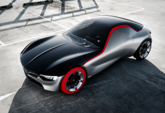 opel, supecar, opel gt, concept, cars wallpaper
