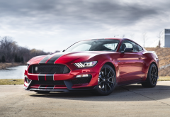 ford mustang cobra, ford mustang, cars, ford, red car wallpaper