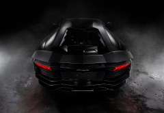 lamborghini aventador, black car, cars, lamborghini wallpaper