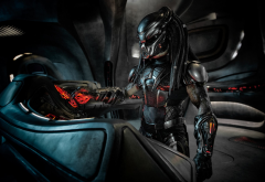 predator, the predator, movies, the predator 2018 wallpaper